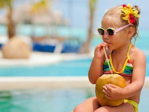 Pais devem redobrar os cuidados com as crianças nos dias mais quentes