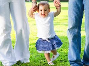 Como ajudar os pequenos a andar