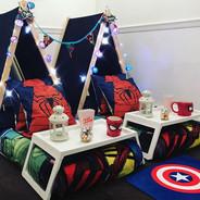 Sleep Tight Tents NEW Marvel Superhero T