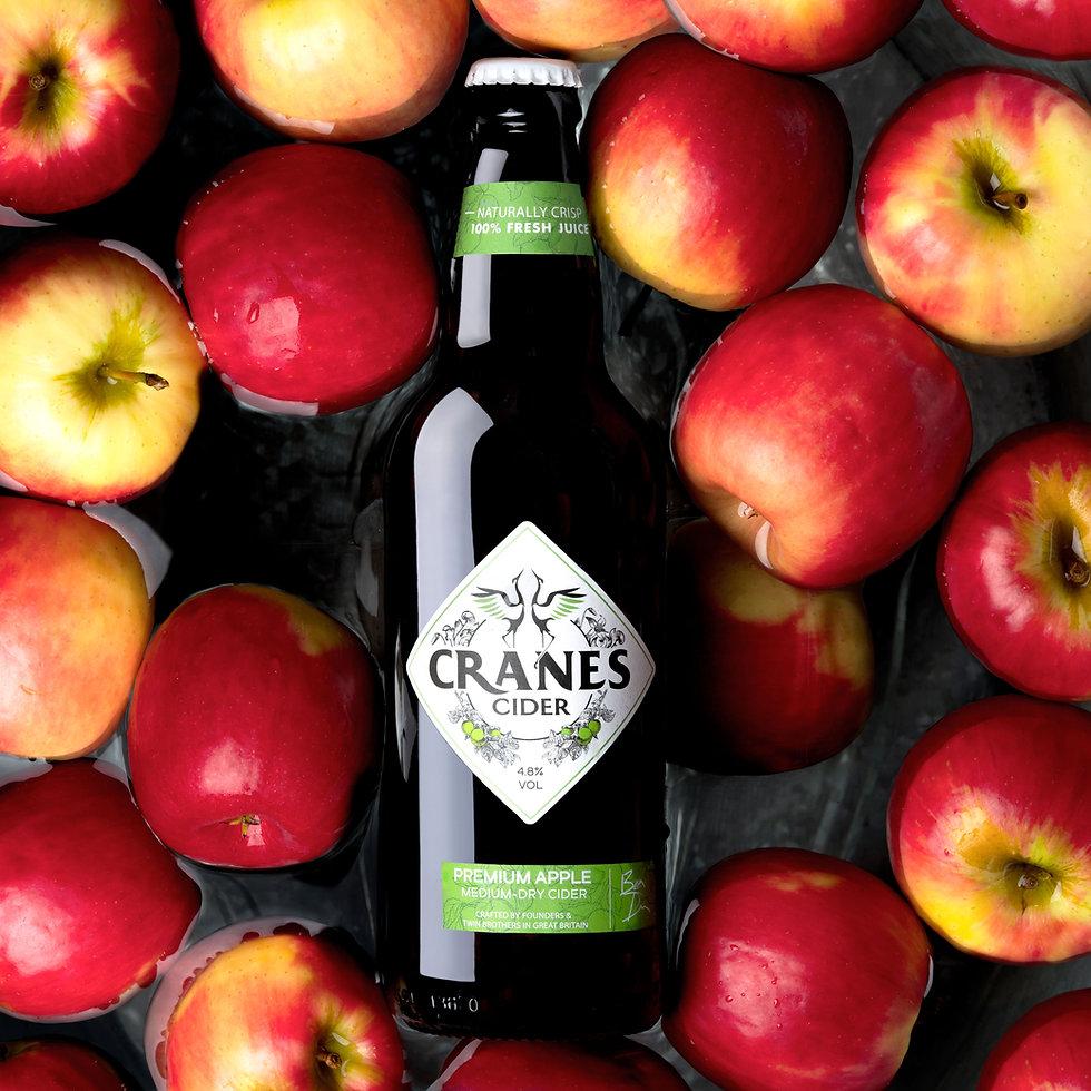 Cranes Cider - Apple