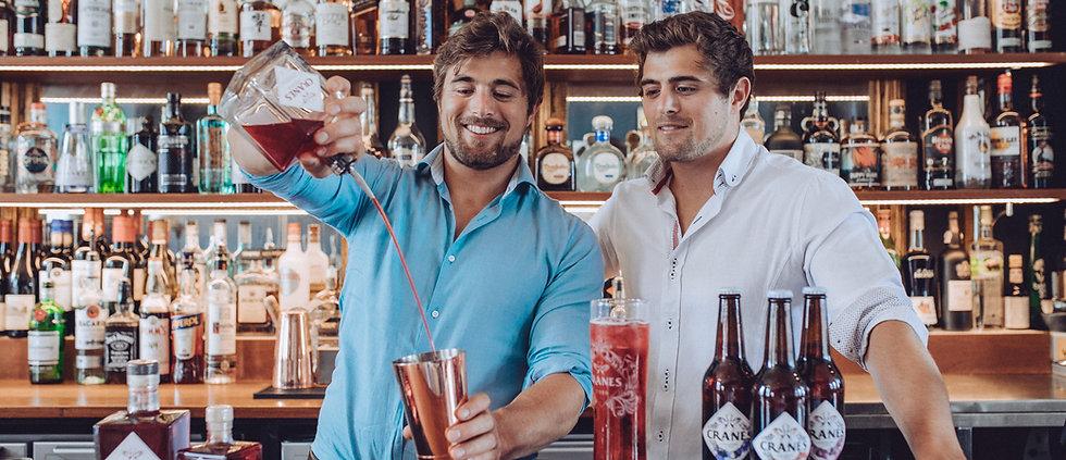 Cranes Cider Bar
