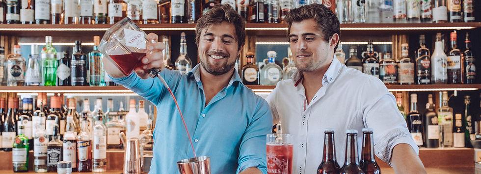 Cranes Liqueur - Co-founders