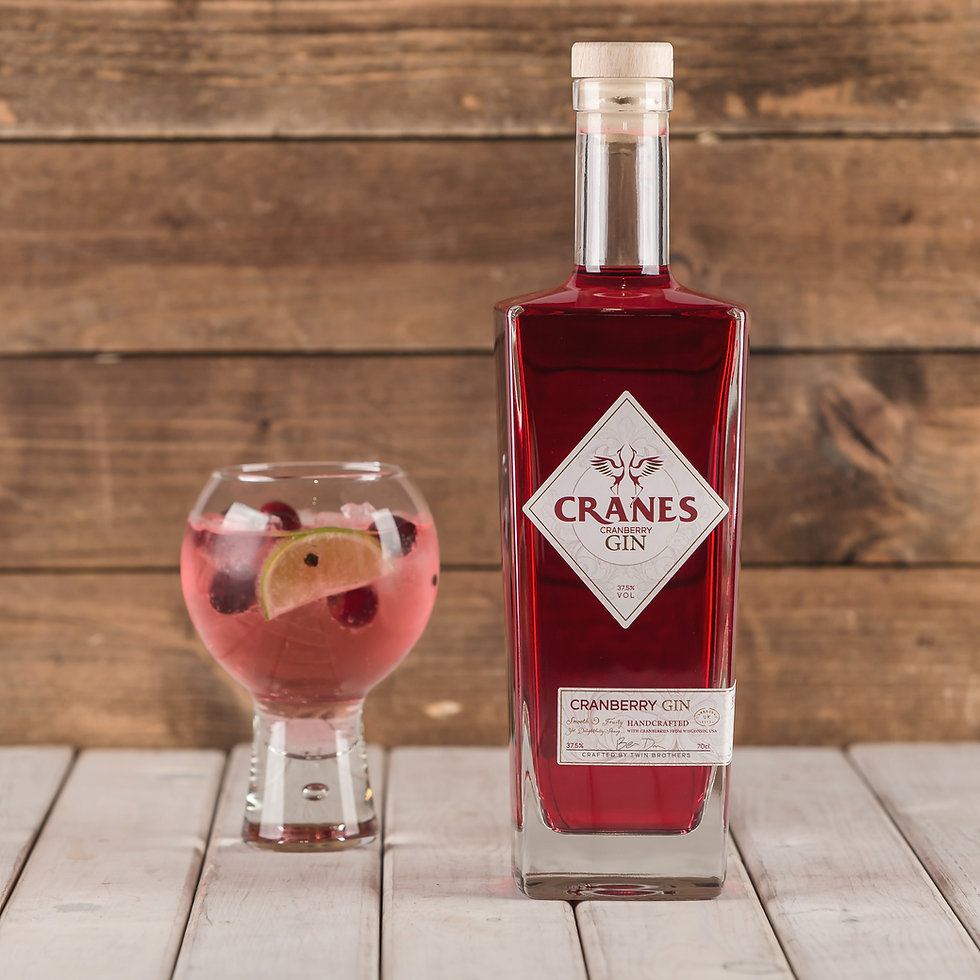 Cranes Gin - G&T