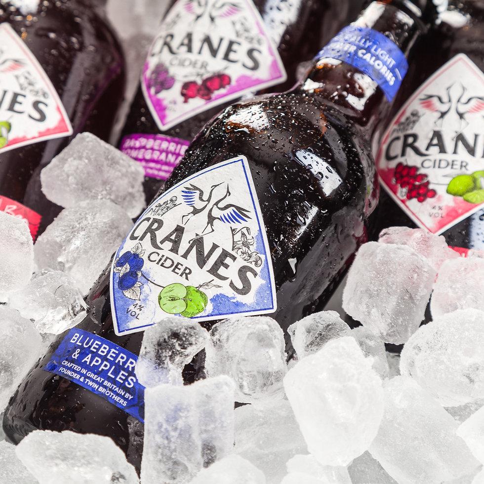 Cranes Fruit Cider