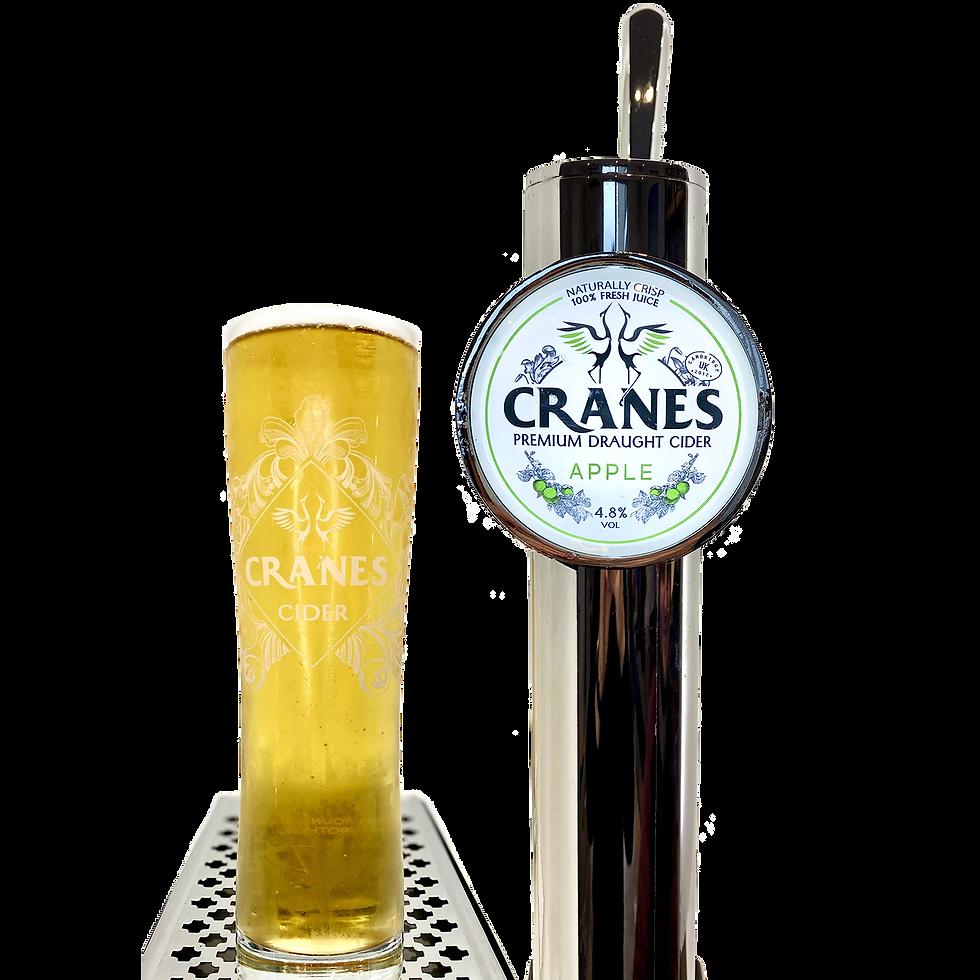 Cranes Premium Apple Cider