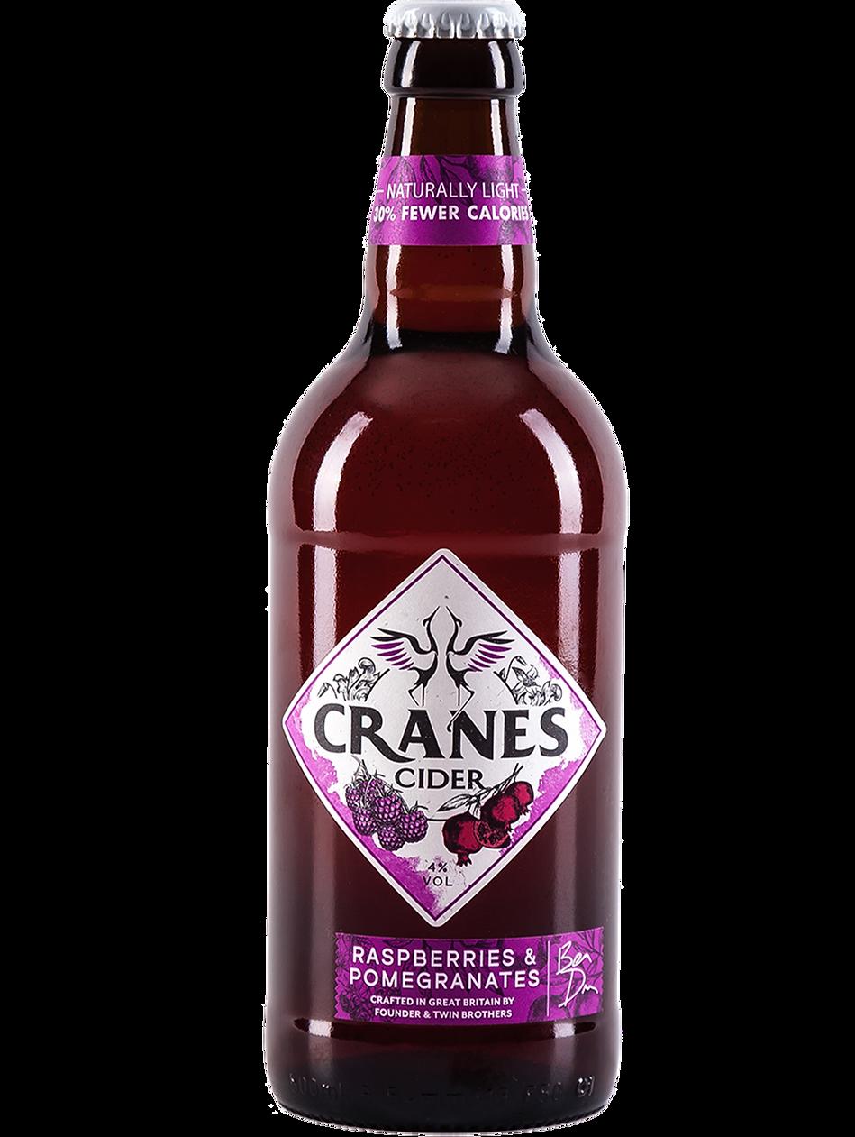 Cranes Raspberres & Pomegranates Cier