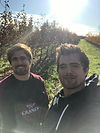 Cranes Cider - Co-founders
