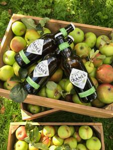Cranes Premium Apple Cider.JPG