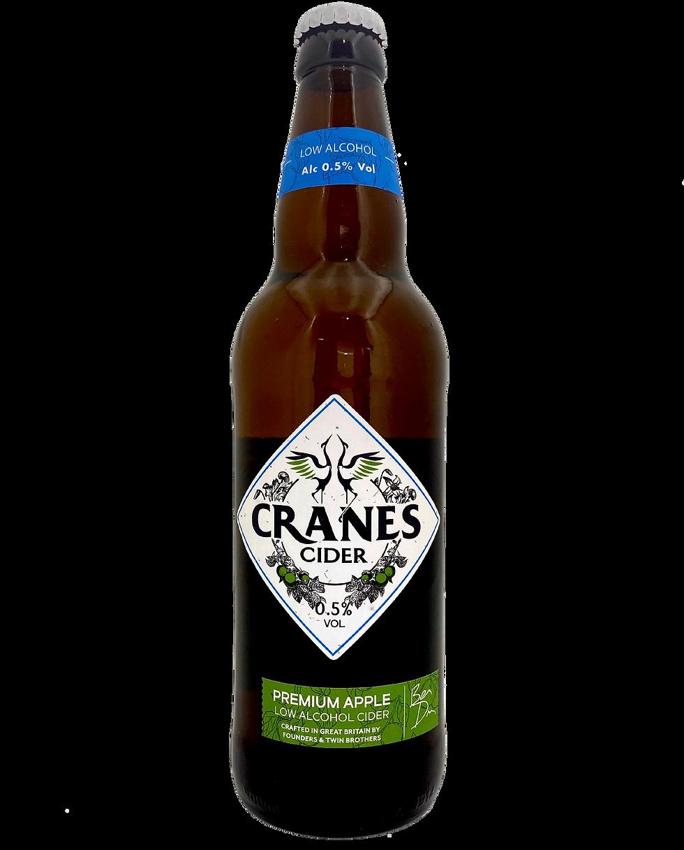 Craes Premium Low Alcohol Cider