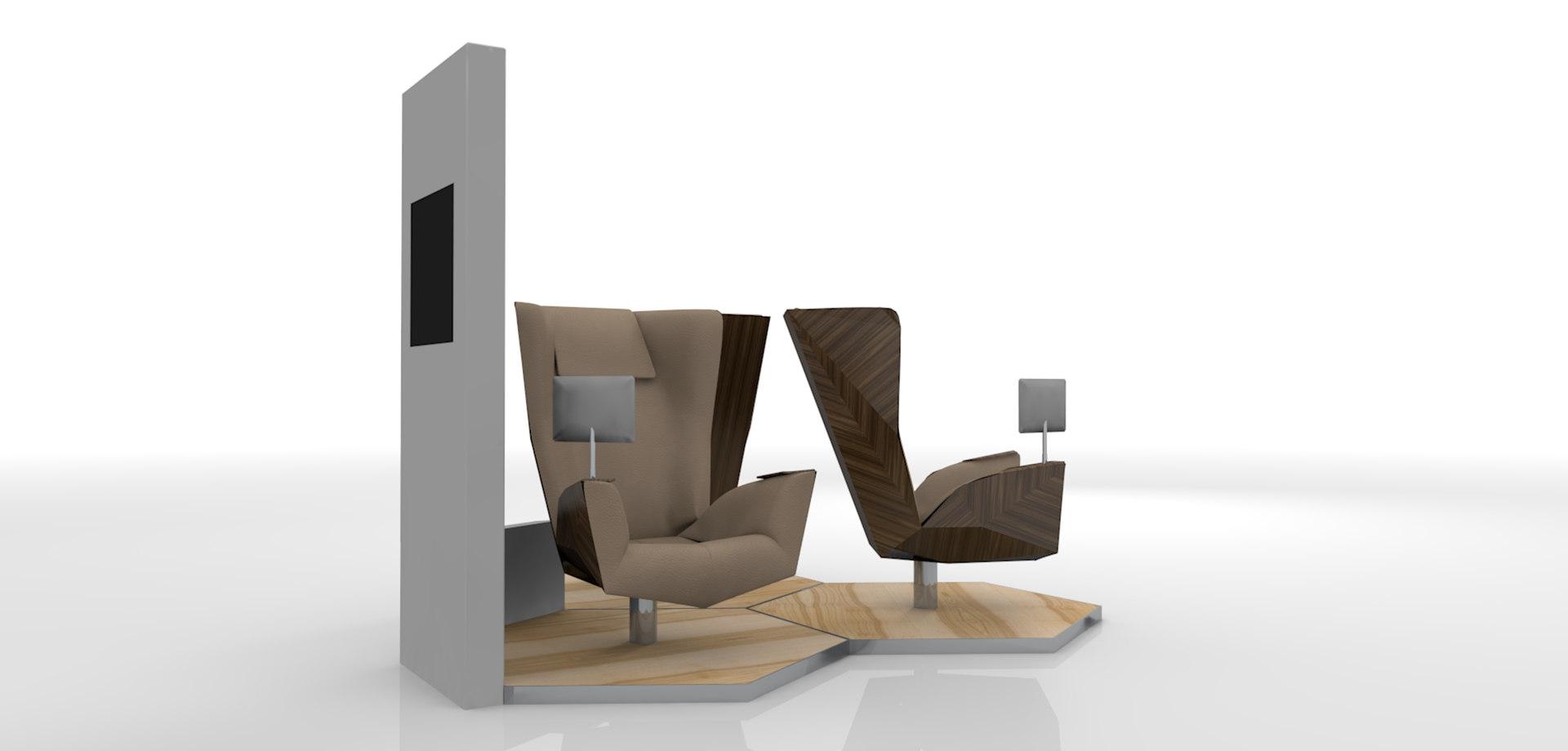 Smart Lounge Concept