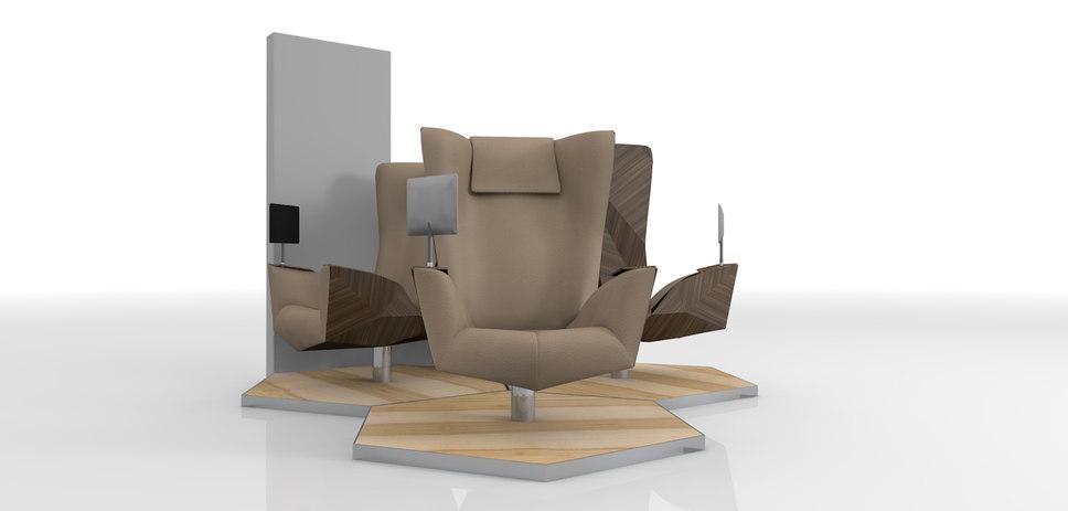 Smart Lounge Concept 2