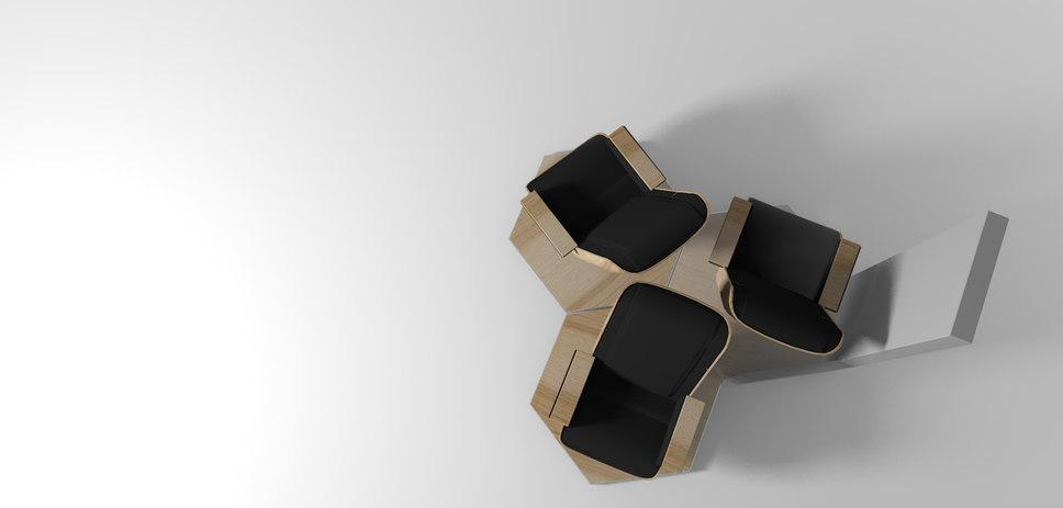Smart Lounge Concept 3