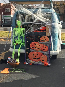 Can't wait for Trunk or Treat!
