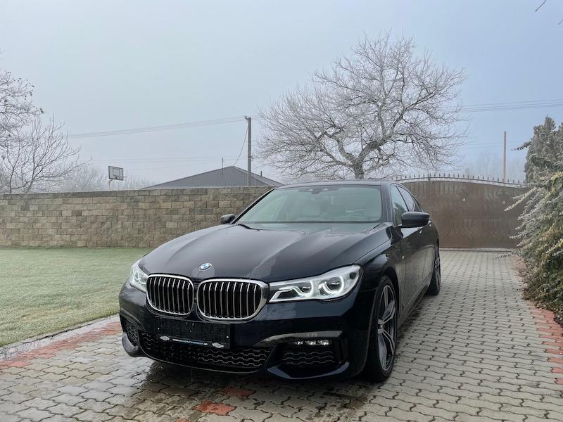 BMW 730d xDrive 2019