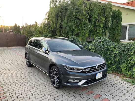 VW Passat BiTDI