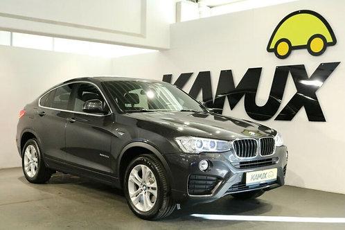 BMW X4 xDrive 2.0 diesel