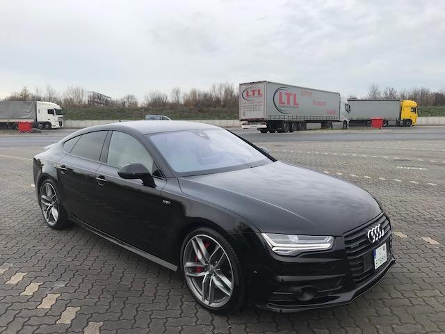 Audi A7 BiTDI competition