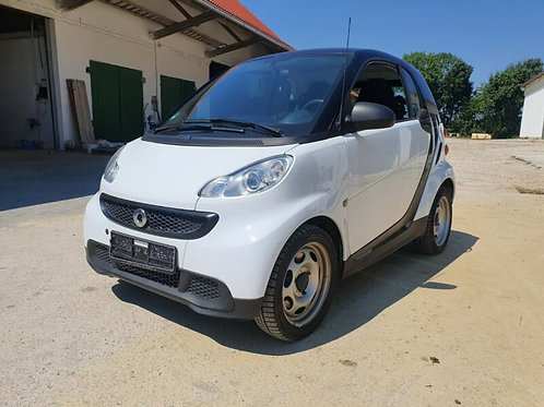 Smart ForTwo coupe Hybrid