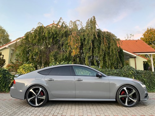 Audi A7 Competition Nardo Grau