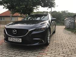 Mazda 6 2,2 diesel