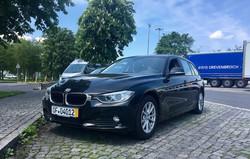 BMW 318d Combi