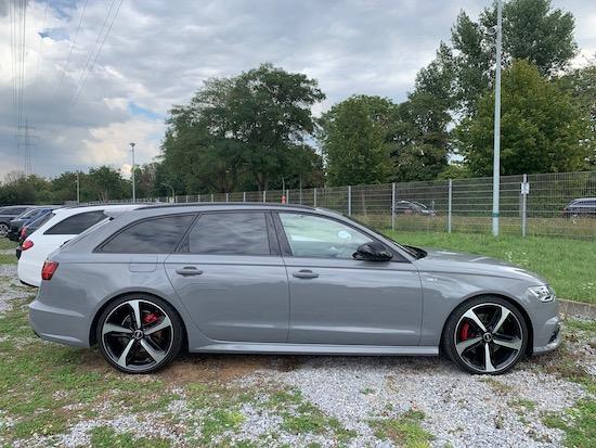 Audi A6 3.0 TDI Competition 2017