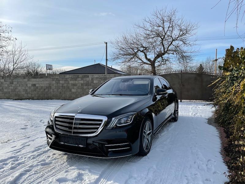 Mercedes-Benz S400d 2020