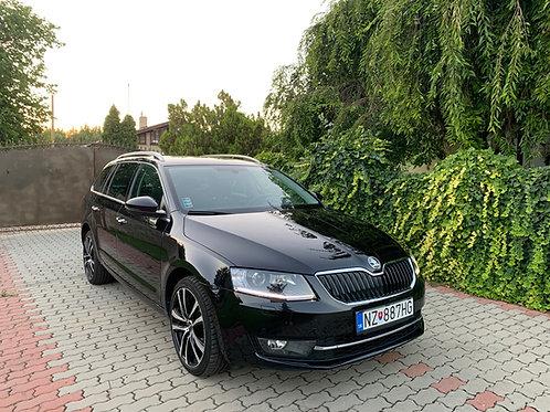 Škoda Octavia Combi 1.6TDI Elegance 110ps