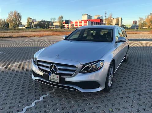 Mercedes - Benz E220d 4M
