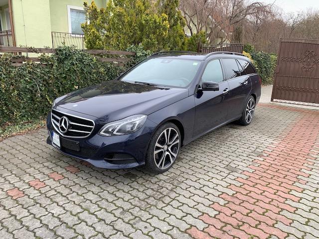 Mercedes E250 4M