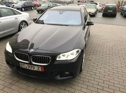BMW 530xDrive M-paket