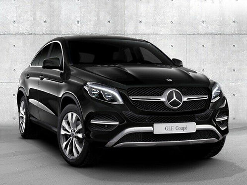 Mercedes-Benz GLE 350d coupe 4M