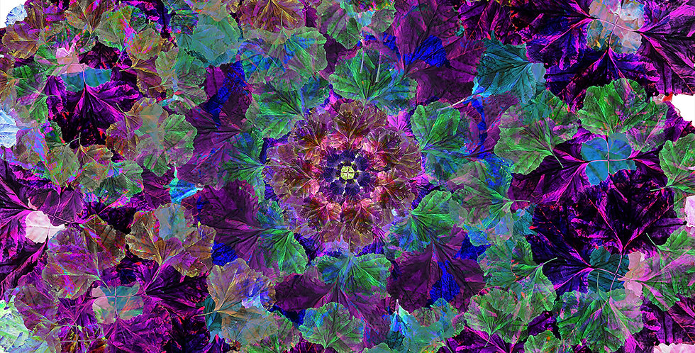 Crystal Purple Square Scarf