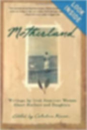 Motherland book cover - rosemary mahoney