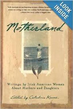 Motherland book cover - rosemary mahoney