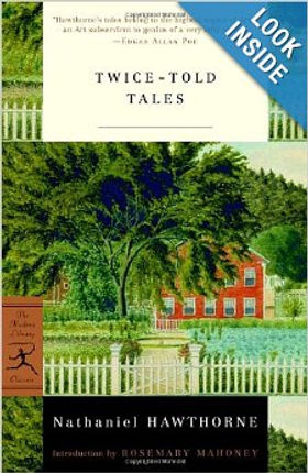 Twice Told Tales with an introduction by Rosemary Mahoney cover