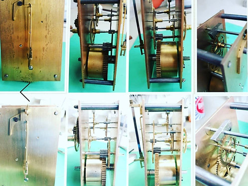 fusee clock services start from
