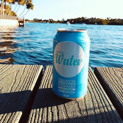 Hidden Water Canned Water