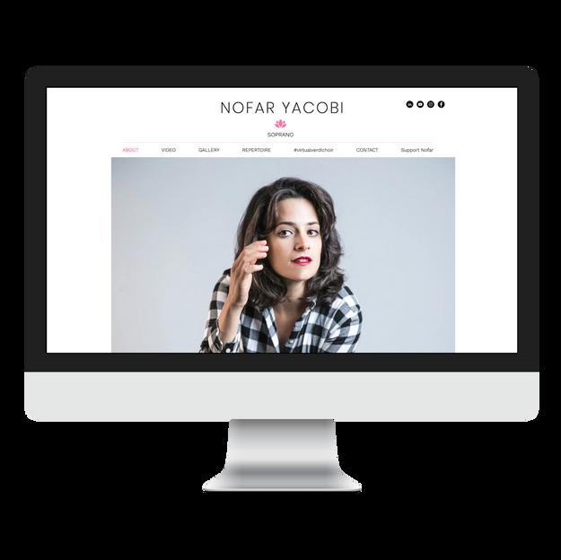Nofar Yacobi | Soprano