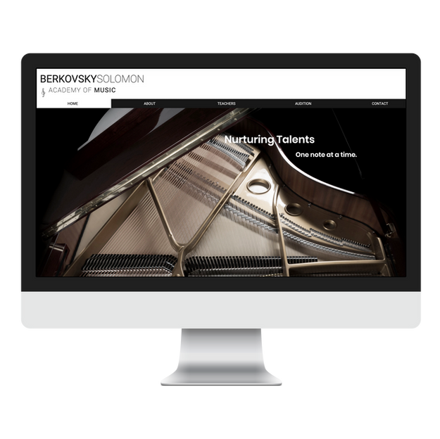 Berkovsky-Solomon Academy of Music