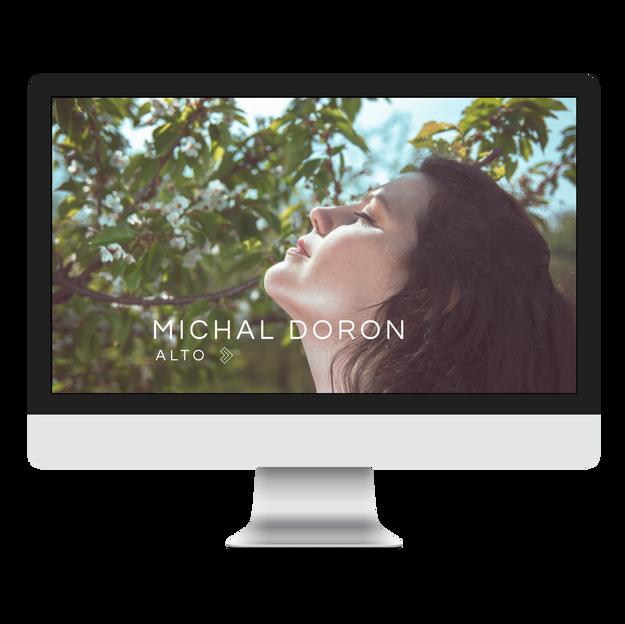 Michal Doron | Alto