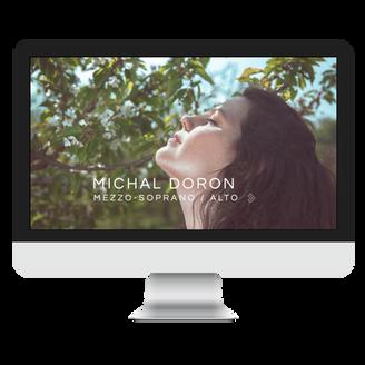Michal Doron | Mezzo-soprano / Alto