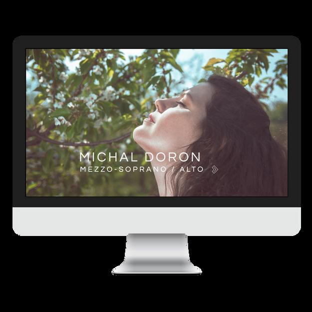 Michal Doron | Mezzo-soprano, Alto