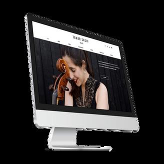 Tamar Sagiv | Cellist