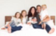 Encirclemedoula, doula, Guam, Lori Boss, Mandy & Jeff with family
