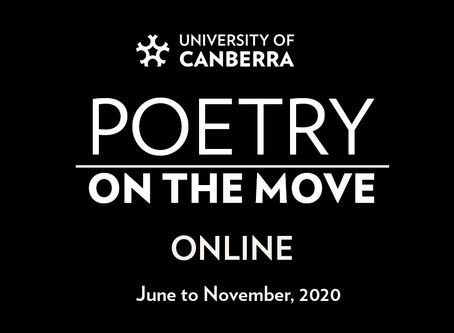 Welcome to Poetry on the Move