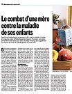Le combat de Claude Berdoz contre la maladie de ses enfants