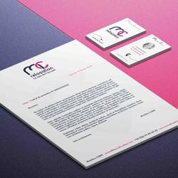 Kit carterie - CV + papier-en-tête