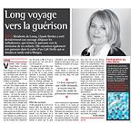 Déjouer les turbulences de Claude Berdoz : Long voyage vers la guérison