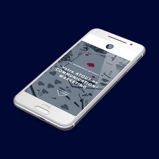 Melle Artichaut est friendly smartphone !